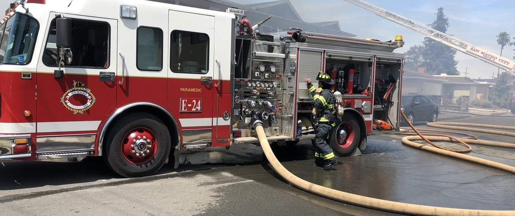 San Mateo County Firefighters – IAFF L2400